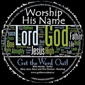 worshiphisnameenglish